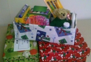 Holiday Hope Chest